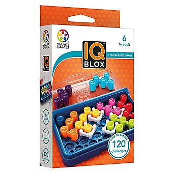 SmartGames IQ Blox One Player Brain Teaser
