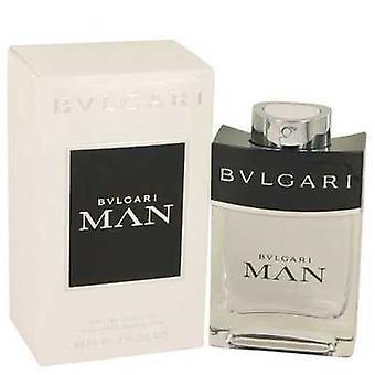 Bvlgari man genom Bvlgari Eau de Toilette Spray 2 oz (män) V728-489377