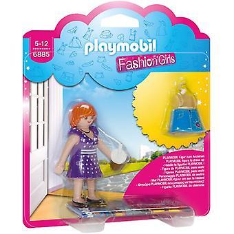 فتاة الموضة مدينة Playmobil 6885