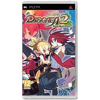 Disgaea 2 Dark Hero Days (PSP) - Usine scellée