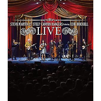 Steve Martin and the [Blu-ray] USA import