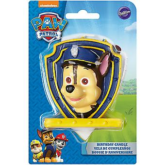 Birthday Candle-Paw Patrol W8117900