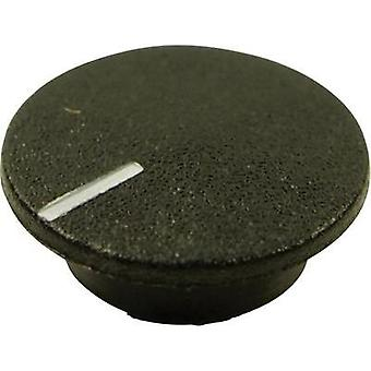 Cover + hand Black Suitable for K21 rotary knob Cliff CL1764 1 pc(s)