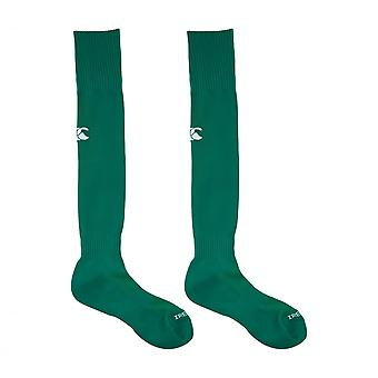 2016-2017 Ireland Home Pro Rugby Socks (Green)