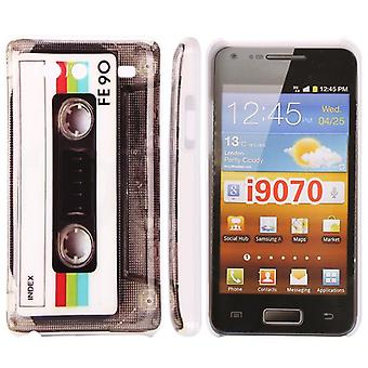 Cover tape FE 90 in plastic for Samsung Galaxy S Advance i9070