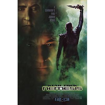 Star Trek Nemesis Movie Poster (11 x 17)
