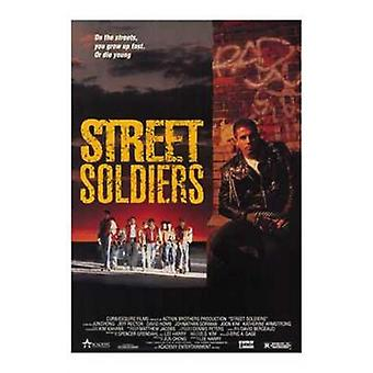 Street Soldiers Movie Poster (11 x 17)