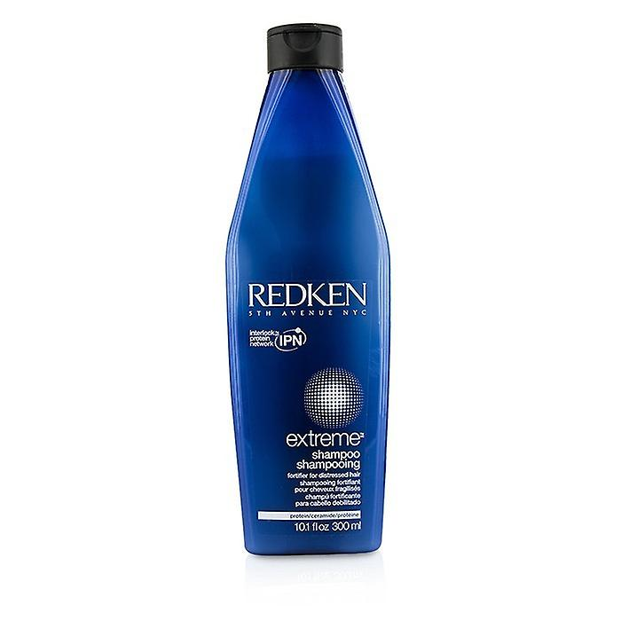 Redken Extreme Shampoo (For Distressed Hair) 300ml/10.1oz