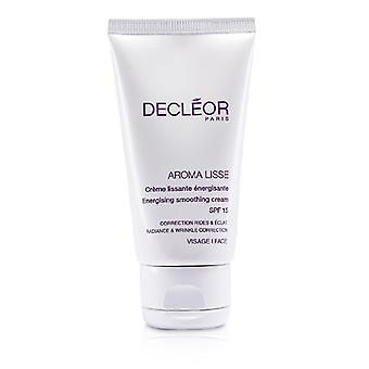 Decleor Aroma Lisse energigivande Smoothing Cream SPF 15 (Salon produkt) 50ml / 1.6 oz