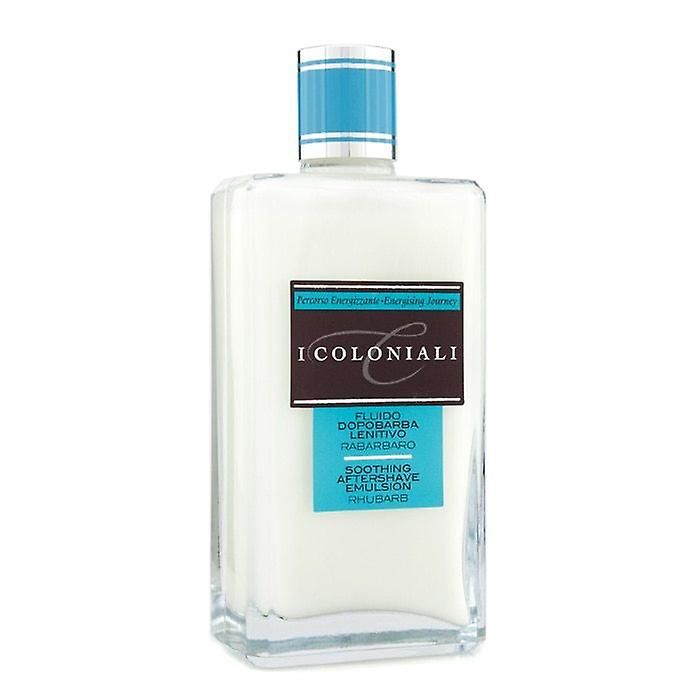 Ik Coloniali rustgevende Aftershave emulsie rabarber 100ml / 3.3 oz
