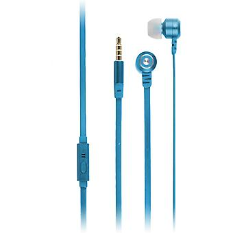 KIT FRESH Headphone Ribbon 3, 5 mm In-Ear Blue