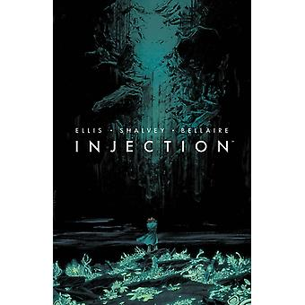 Injection Volume 1 (Injection Tp) (Paperback) by Ellis Warren