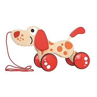 HAPE Walk-Along-Puppy E0347(Damaged Box Only was £13.37)