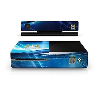 Official Manchester City FC - Xbox One Konsole Haut