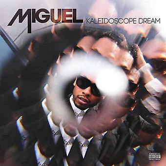 Miguel - caleidoscopio sueño [vinilo] USA importar