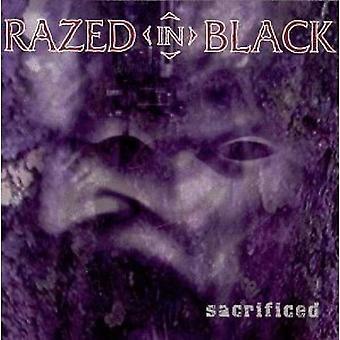 Razed in Black - Sacrificed [CD] USA import