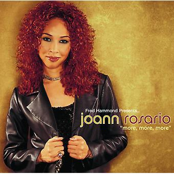 Joann Rosario - mere mere mere [CD] USA import