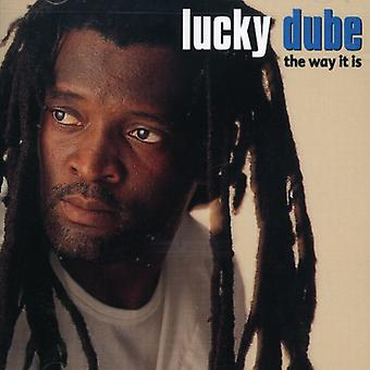 Lucky Dube - Way It Is [CD] USA import