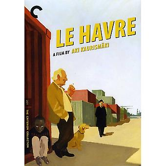 Le Havre [DVD] USA importerer