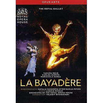 L. Minkus - La Bayadere [DVD] USA import