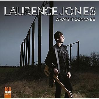 Laurence Jones - hvad er det gonna være [Vinyl] USA import
