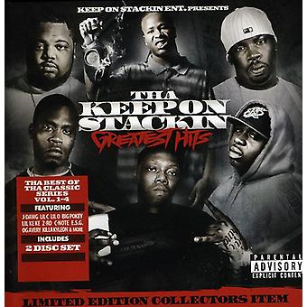 Lil C - Keep on Stackin Greatest Hits CD] USA import