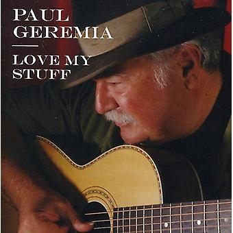 Paul Geremia - elske mine ting [CD] USA import