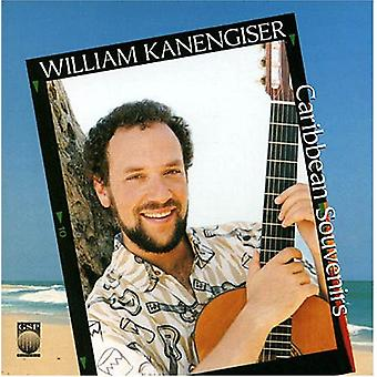 William Kanengiser - Caribien Souvenirs [CD] USA import