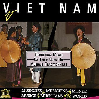 Forskellige kunstner - Vietnam: Ca Tru & Quan Ho-Traditional [CD] USA import
