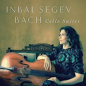 Inbal Segev (Cello) - Bach J.S.: Six Cello Suites [CD] USA import