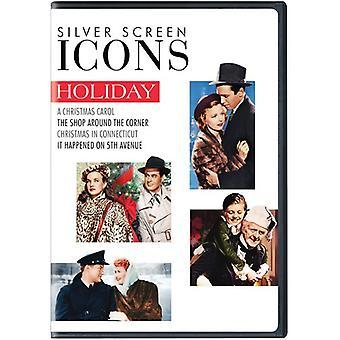 Sølv skærmen ikoner: Ferie [DVD] USA import