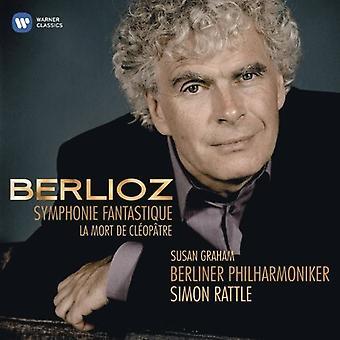 Berlioz / Rattle - Symphonie Fantastique [CD] USA import