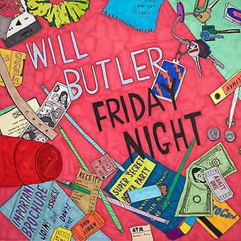 Will Butler - importación de Estados Unidos de viernes noche [CD]