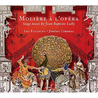 Charpentier / Lully / Les Paladins / Correas - importación de Moliere un E.e.u.u. L'Opera [CD]