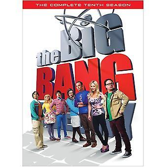 Big Bang Theory: The Complete Tenth Season [DVD] USA import
