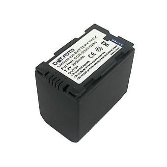 Grundig BPL-98 Replacement Battery from Dot.Foto - 7.2v / 3500mAh - 2 Year Warranty