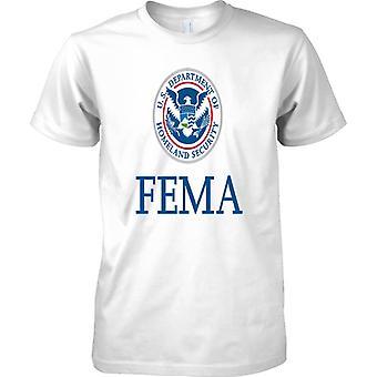 FEMA Homeland Security Insignia - Kids T Shirt