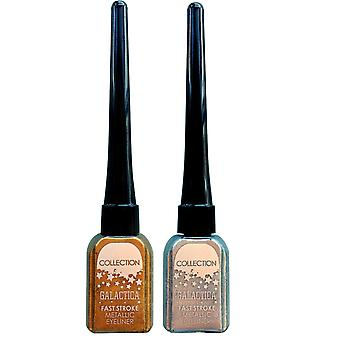 Collection 2000 Galactica Fast Stroke Metallic Eyeliner