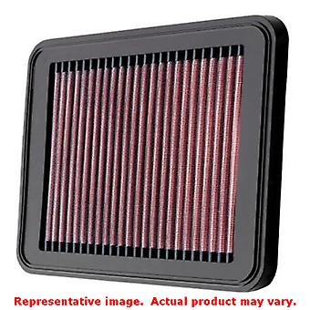 K & N Drop-In High-Flow Air Filter HD-1102 Fits: NON-US voertuig Zie notities FO