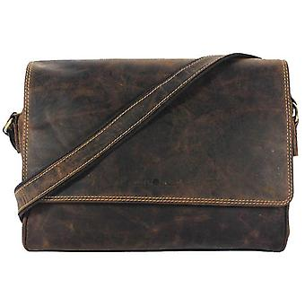 Greenburry Vintage Messenger A4 1731-25