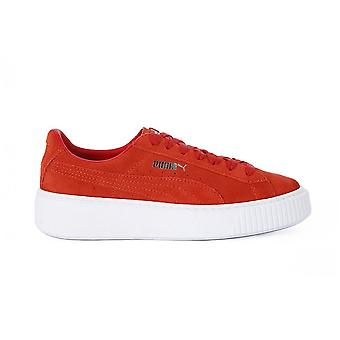 Puma Suede Platform 362223003 universal  women shoes