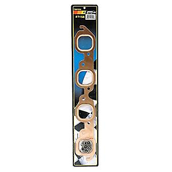 Mr. Gasket 7158MRG Copper Seal Square Port Exhaust Gasket