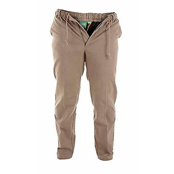 Duke Mens Basilio D555 Full Elastic Waist Rugby Trousers