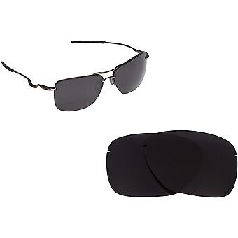 Tailhook Carbon Replacement Lenses by SEEK OPTICS to fit OAKLEY Sunglasses