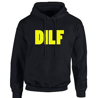Dilf Unisex Hoodie 10 kleuren (S-5XL) door swagwear