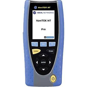 IDEAL Networks NaviTEK NT Pro Copper & Fibre Network Trouble Shooter, Cable Length Meter,