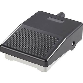 Foot switch 250 V AC 3 A 1-pedal 1 change-over
