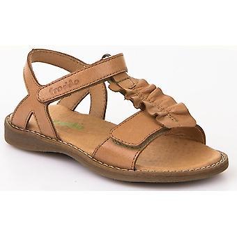 Froddo piger G3150118-2 sandaler Cognac