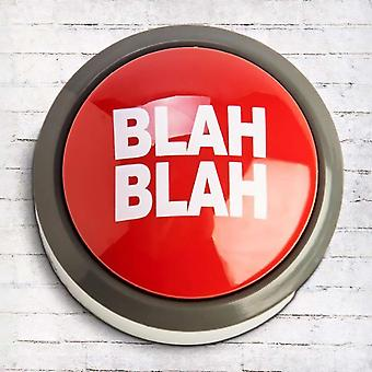 Blah Blah Blah Button