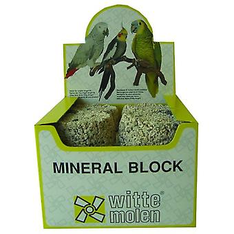 Witte Molen Mineral block Med / Thick (Birds , Supplements)